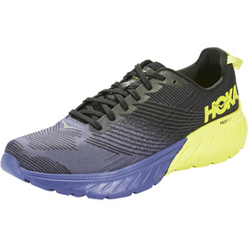 Hoka One One Mach 3 Chaussures Homme, amparo blue/evening primrose